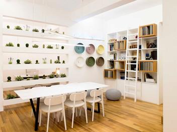 Bespoke Living Showroom