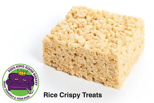 Rice Crispies cereal, rice crispies, rice cereal,  cereal, cereal bar, cereal bars, edible, medible