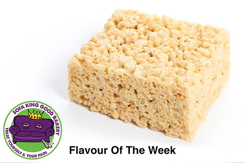 Flavour of the Week Bar 100mg THC