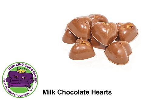 milk chocolate, chocolate, skor, skor bites, skor bits, hearts, edible, medible