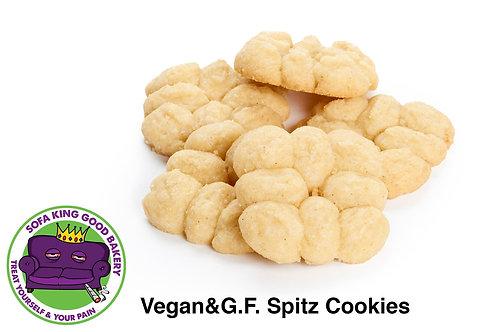 Vegan, Gluten Free, Cookies, Spitz, Cookie, healthy, low dose