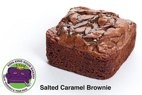 Salted Caramel, Chocolate, Brownie, Edible, Medible
