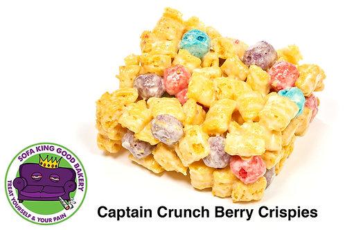 Cap'n crunch, cap'n crunch with crunch berries, crunch berries, cereal, cereal bar, cereal bars, edible, medible