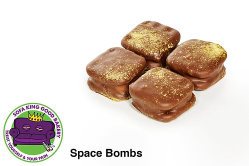 Space Bombs 100mg THC