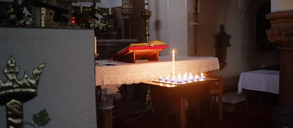 Lent begins this week