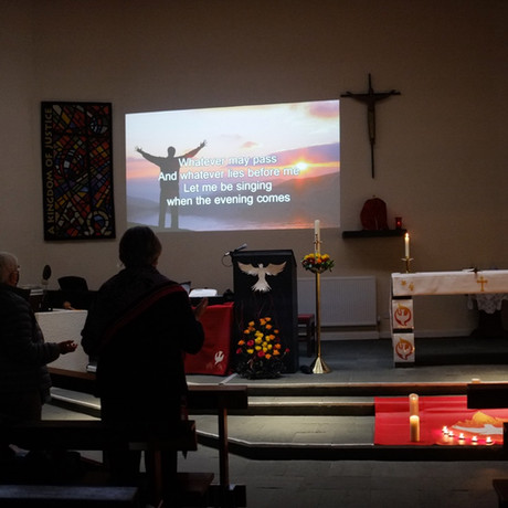 Pentecost Prayer & Praise
