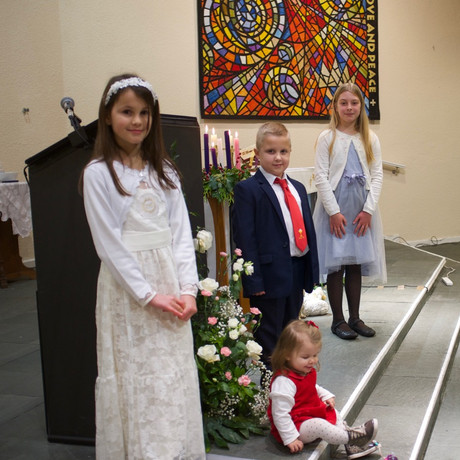 First Holy Communions