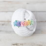 Rainbow Baby Headband