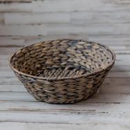 Small Circle Woven Basket