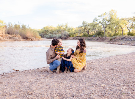 Surviving a Family Photoshoot