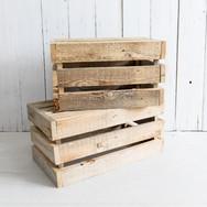 Medium Wood Crates