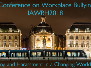 Beauty and the Beast – Tackling Workplace Bullying and Harassment at the IAWBH Conference in France