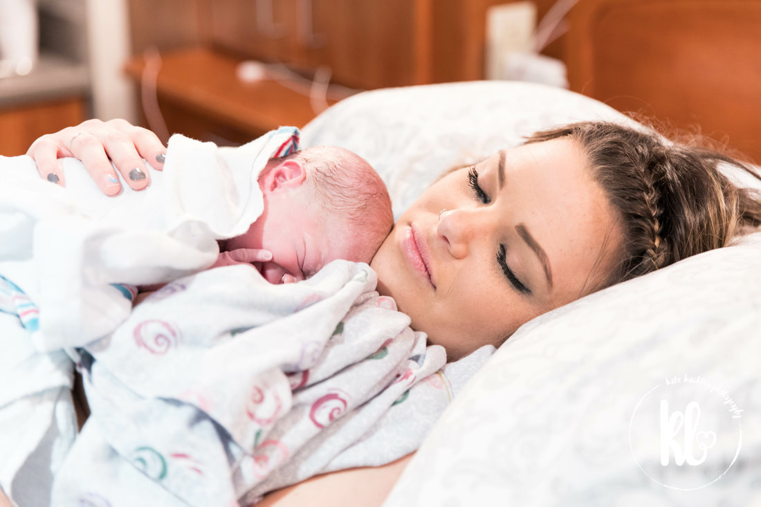 Birth Photography - Kate Buckles Photography