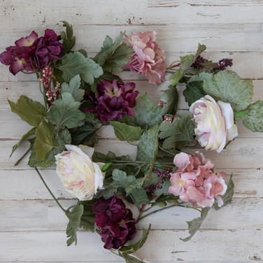 Assorted Purple Flowers