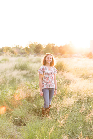 Senior Pictures - Kate Buckles Photography