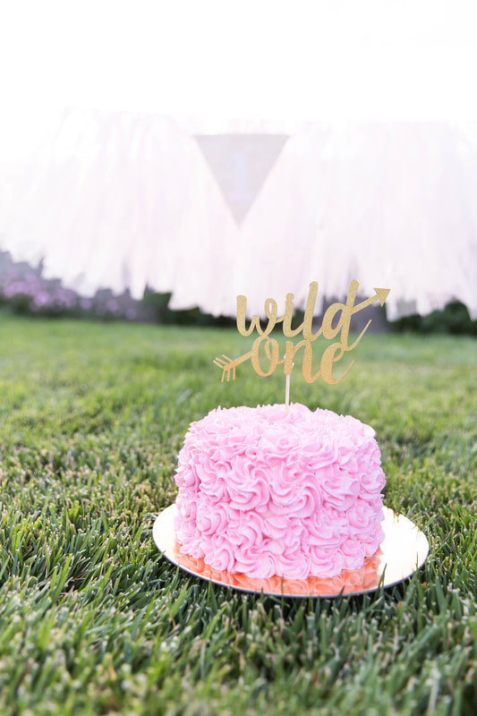 Cake Smash Photography - Kate Buckles Photography