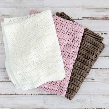 Various Newborn Blankets