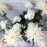 White Flower Arragnement