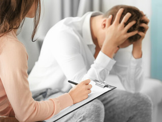 What will you do if one of your workers submits a claim for chronic mental stress?