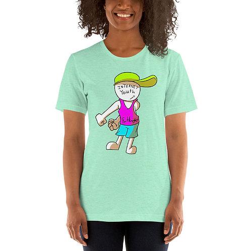 Internet Youth Short-Sleeve Unisex T-Shirt
