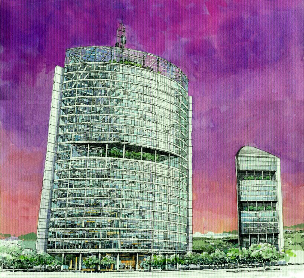 MONSANTO TOWER II