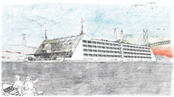 HOTEL FLUTUANTE - EXPO 98