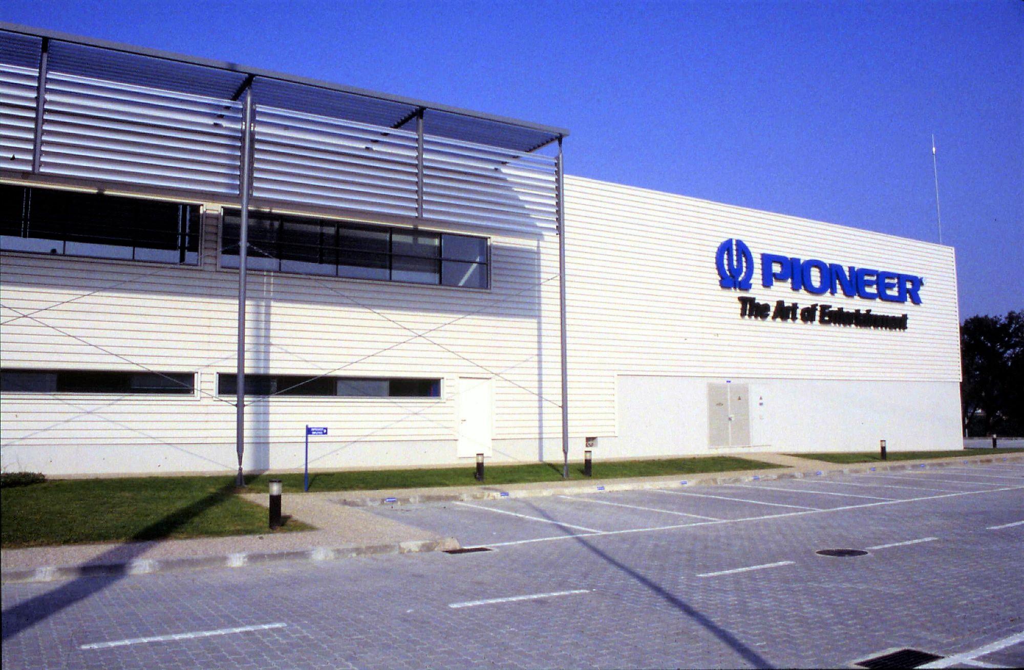 PIONEER AUTORADIO PLANT
