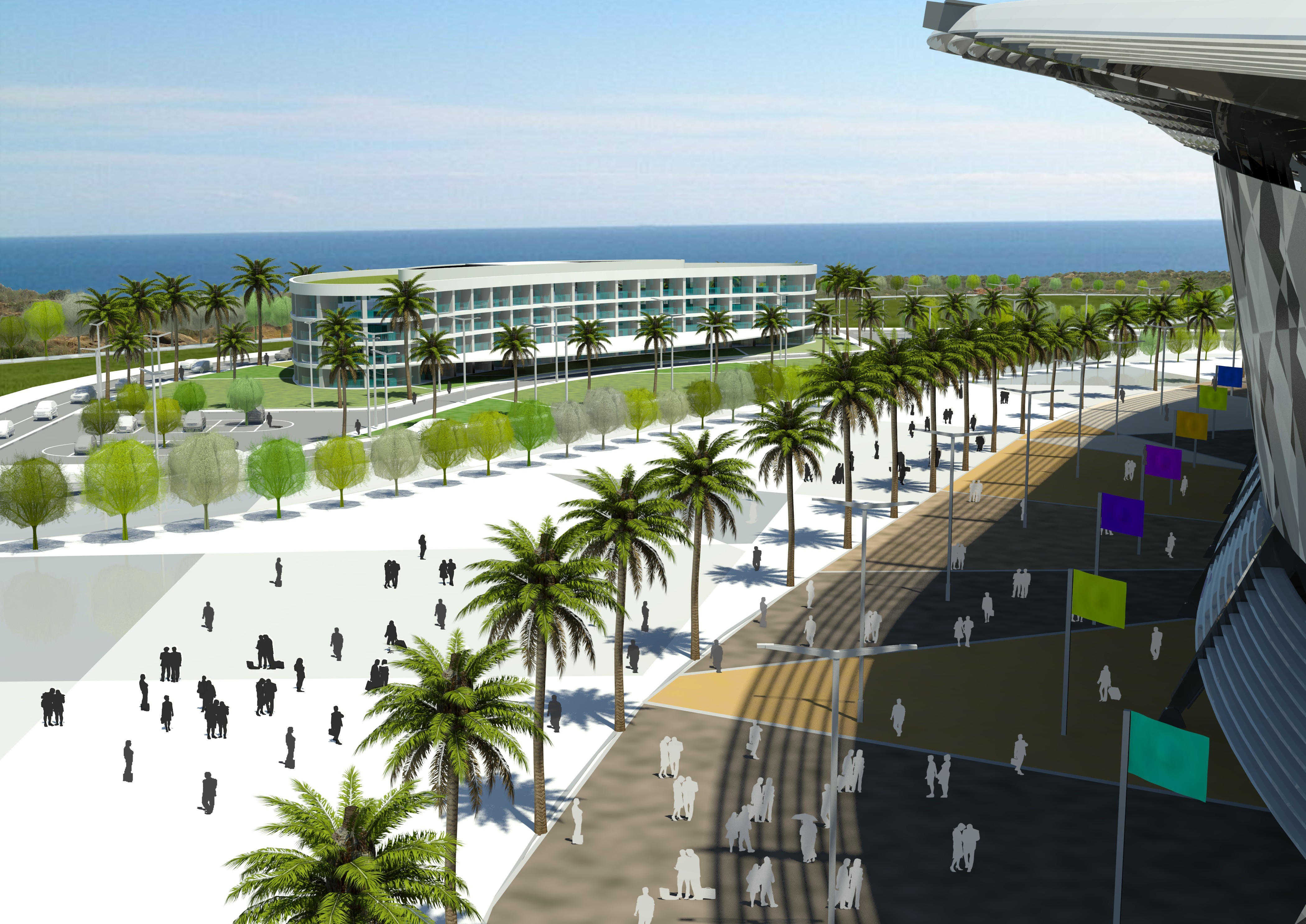 OLYMPIC COMPLEX OF MOSTAGANEM