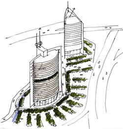 MONSANTO TOWERS