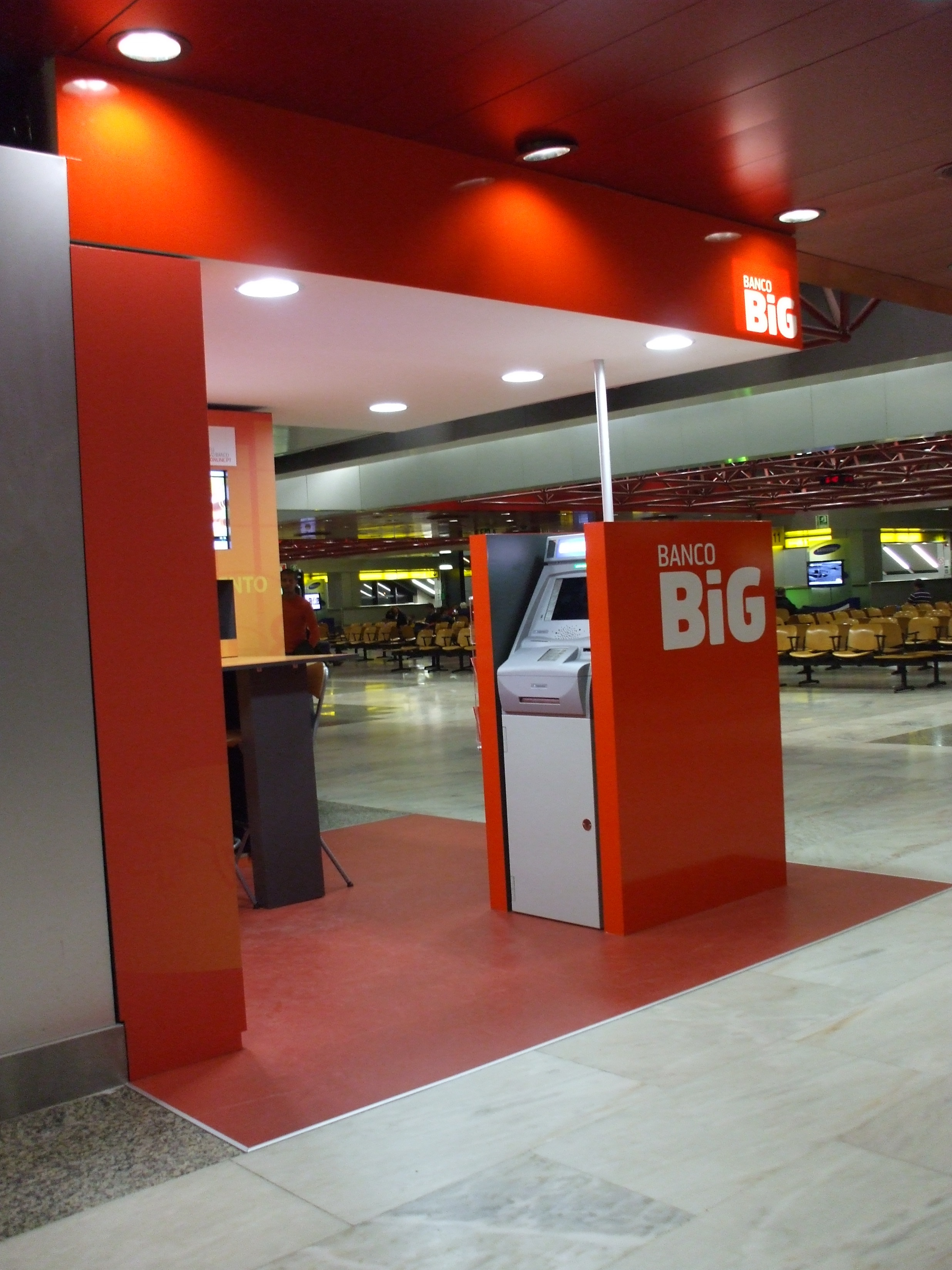 BANK BIG AGENCY