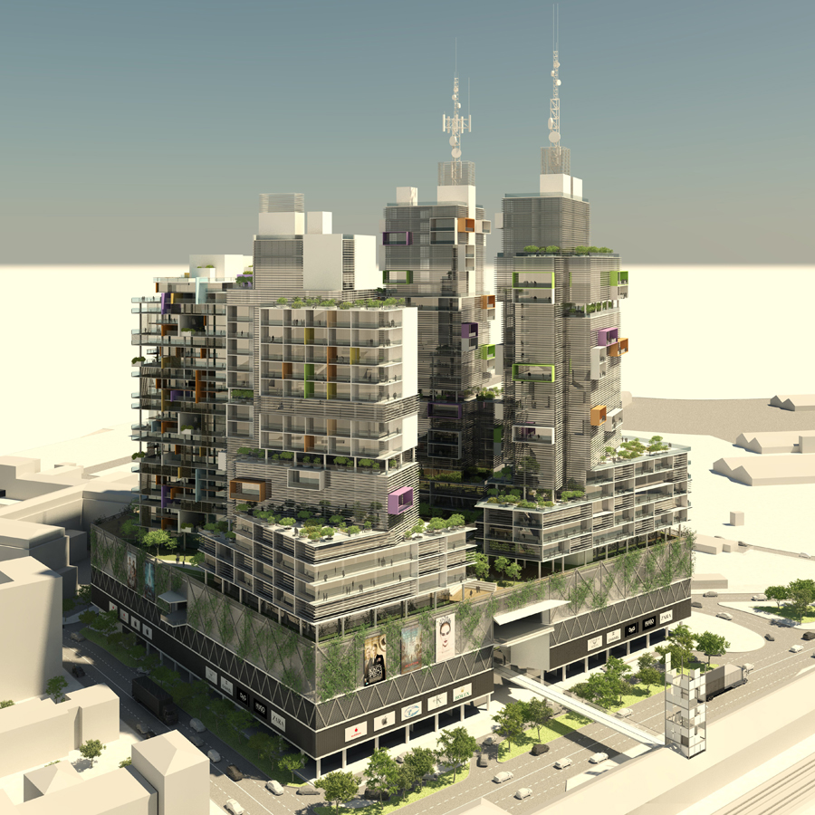 LUANDA TOWERS - OFFICES