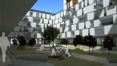 HUSSEIN DEY - HOUSING