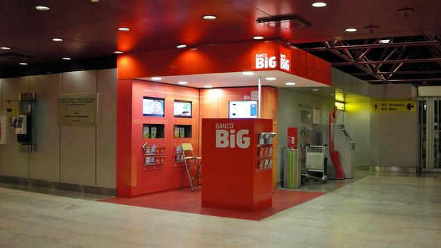 AGÊNCIA BANCO BIG - AEROPORTO DE LISBOA