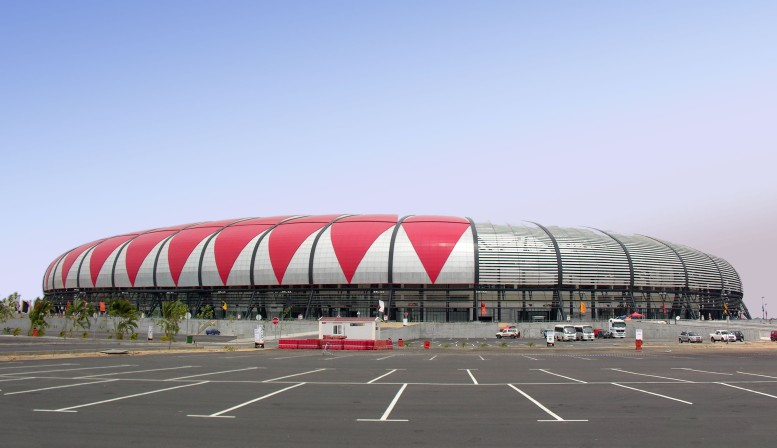 ANGOLA NATIONAL STADIUM