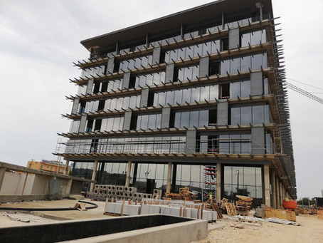 Talatona Office Park | Parque de Escritórios de Talatona