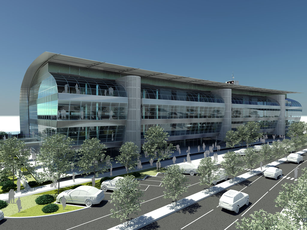 PORTO SALVO OFFICE PARK