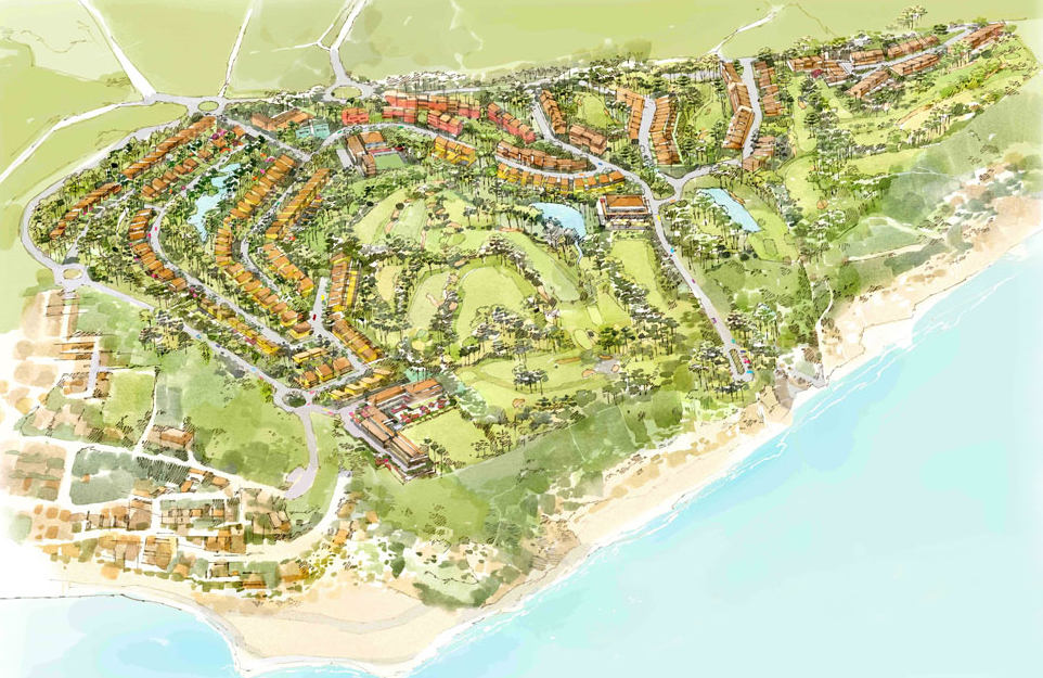 WEST CLIFFS MASTERPLAN