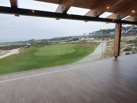 Westcliffs Clubhouse today... | O Westcliffs Clubhouse hoje...