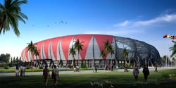 ANGOLA NATIONAL STADIUM
