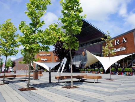 Coresi Shopping Mall