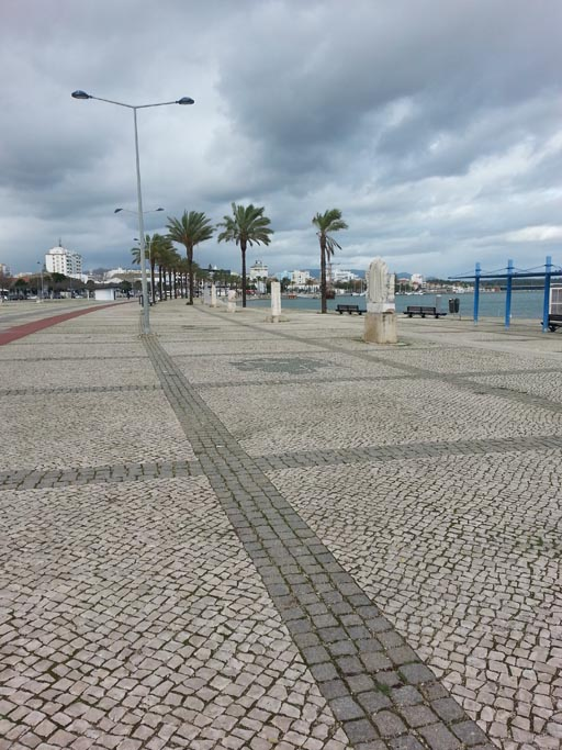 Zona Ribeirinha de Portimão