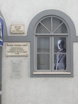 Casa Manuel Teixeira Gomes