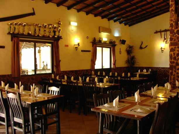 Restaurante Recanto dos Mouros