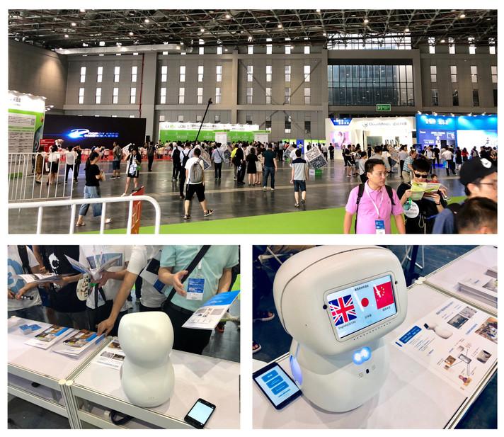 「中国 国際ロボット展」