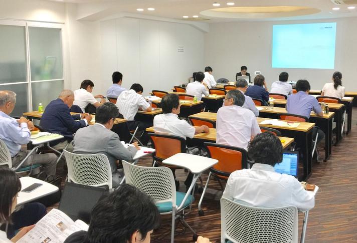 福岡県さま の主催イベントで。