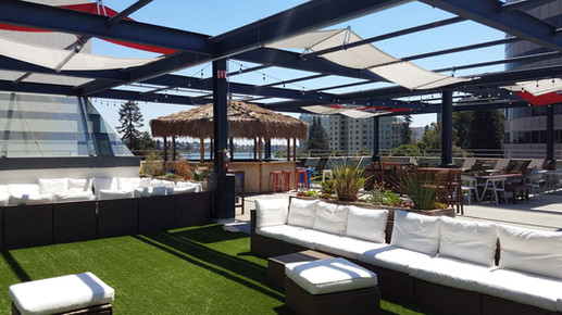 The Overlook - Terrace - Tiki & Lakeview