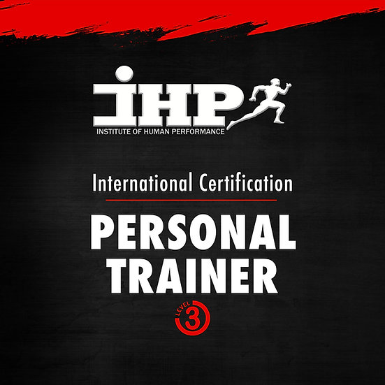 IHPU Level 3 (Personal Training) Certification