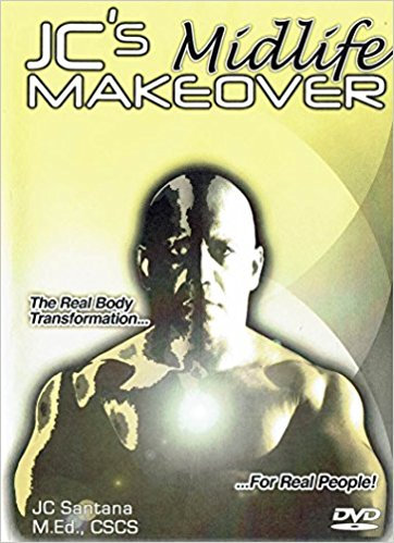 JC's Midlife Makeover (4 DVD Set)