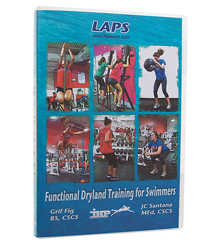 Functional Dryland Training for Swimmers DVD