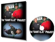 Giant (Bartenderz) JC Project DVD